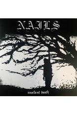 Nails - Unsilent Death LP (Ltd. Transparent Red LP)