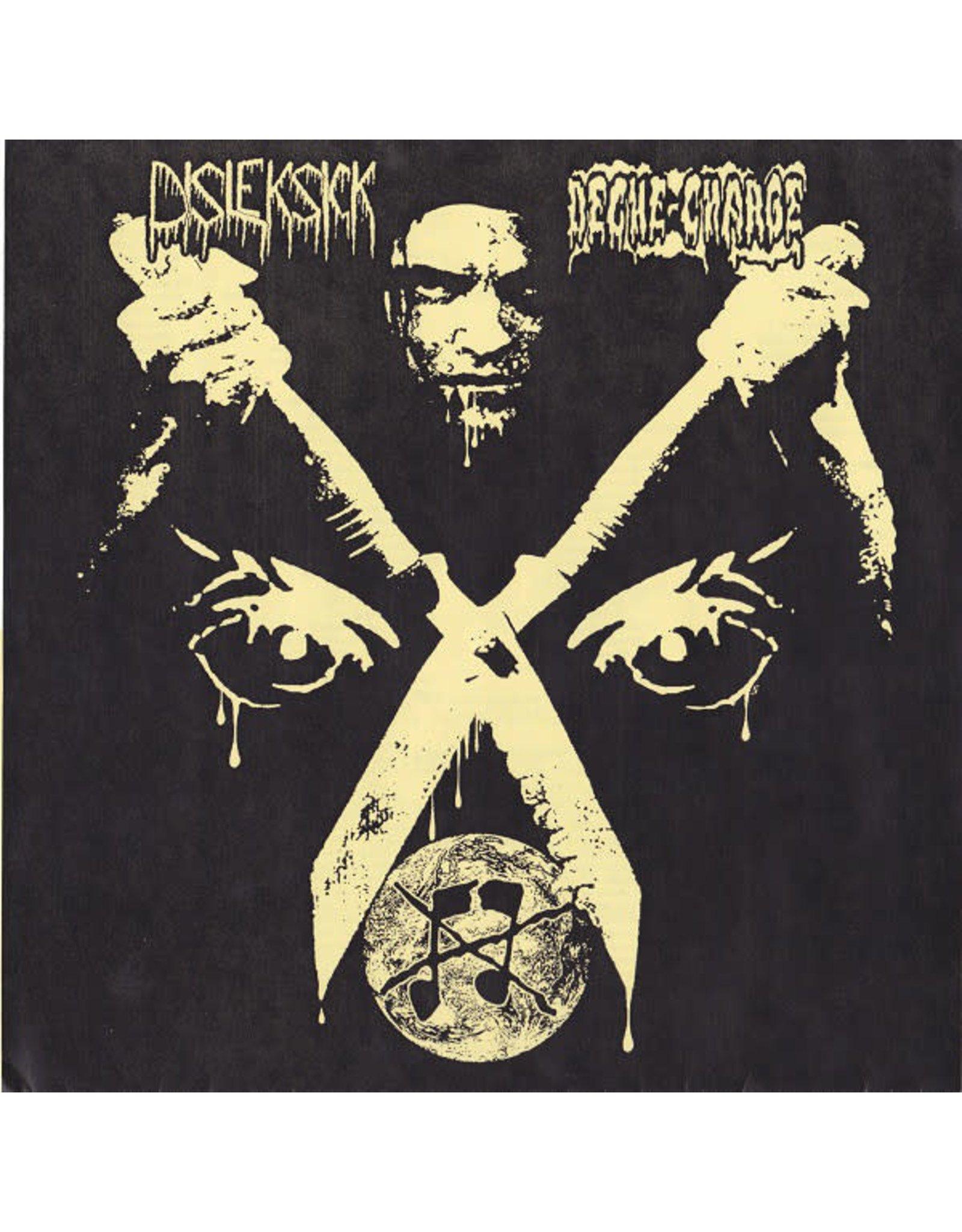 "Disleksick/Deche Charge - Split 7"""