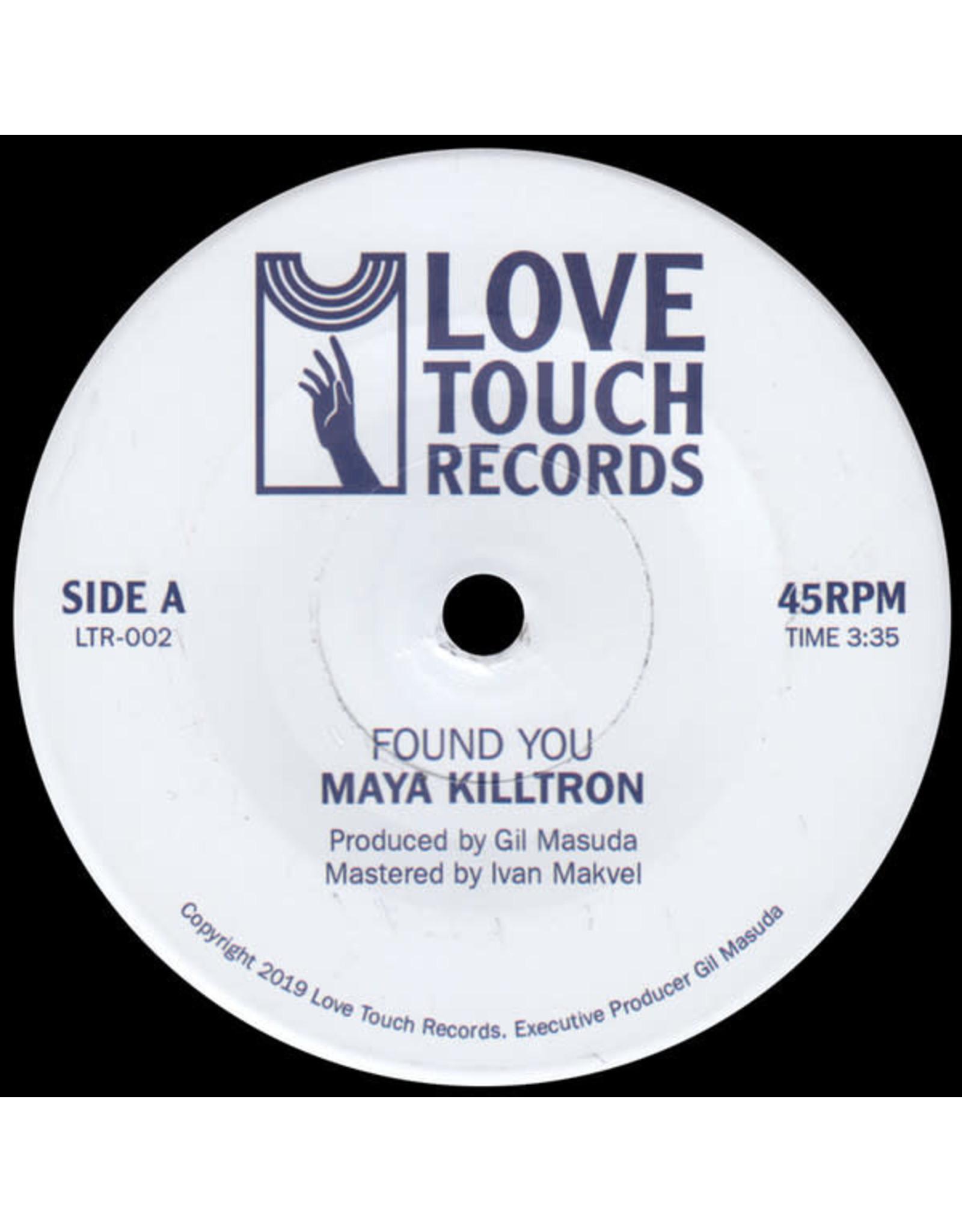 "Killtron, Maya - Found You 7"""
