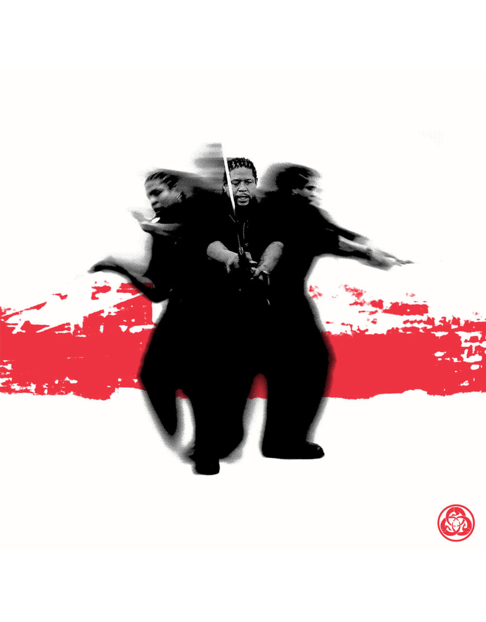 Rza - Ghost Dog: The Way of the Samurai OST (white coloured) LP