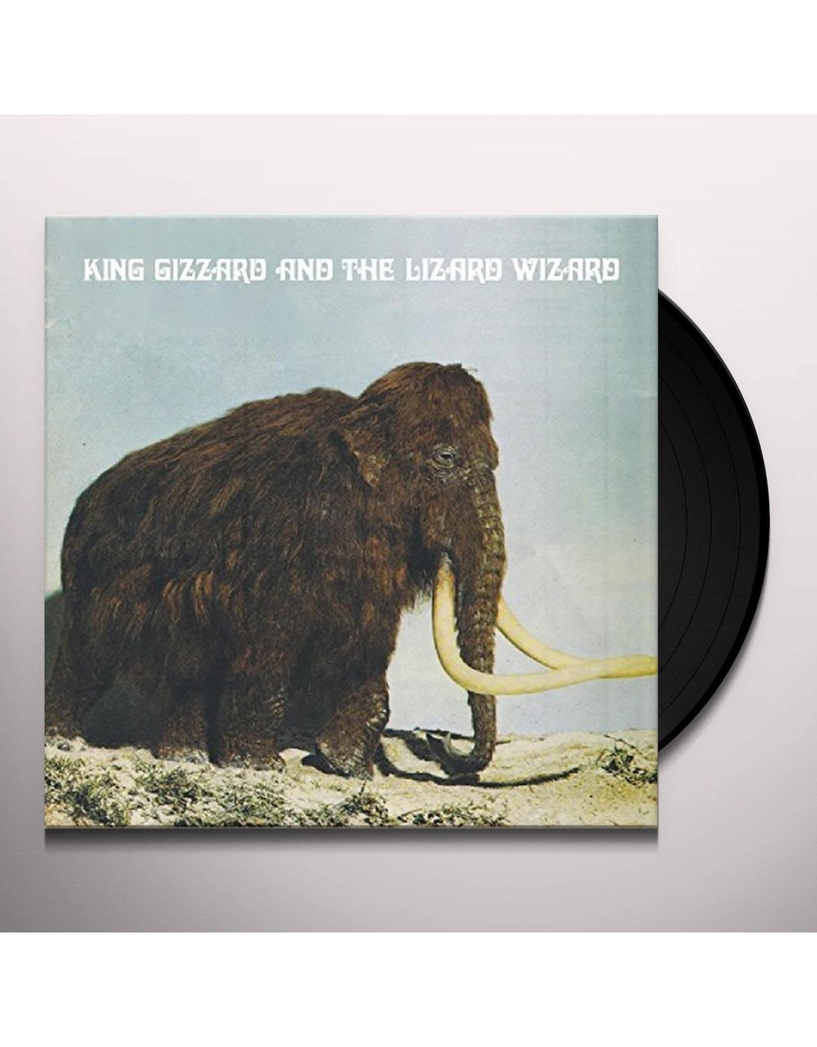 King Gizzard and the Lizard Wizard - Polygondwanaland (Fuzz Club version) (180g-blue vinyl) LP