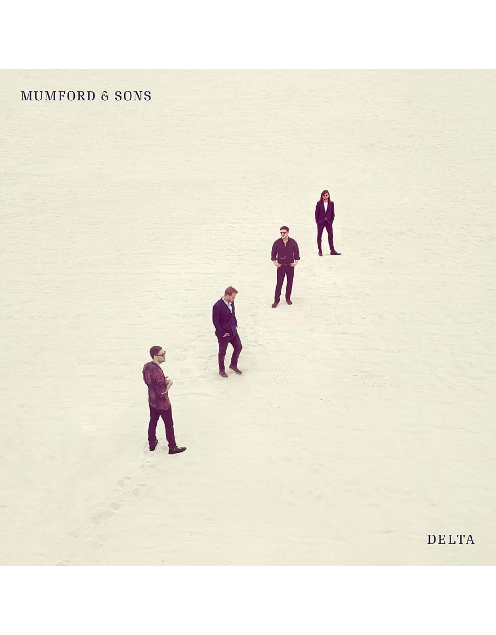 Mumford & Sons - Delta LP