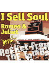 """Rocket From The Tombs - I Sell Soul 7"""""""