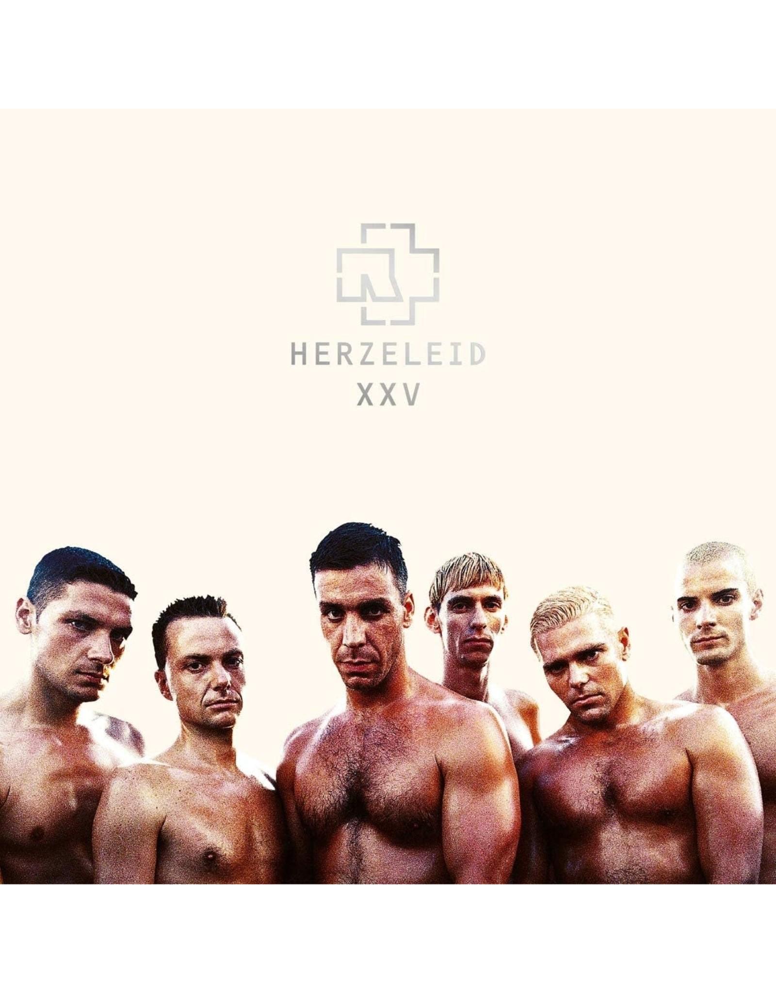 Rammstein - Herzeleid (Ltd. XXV Anniversary) 2LP
