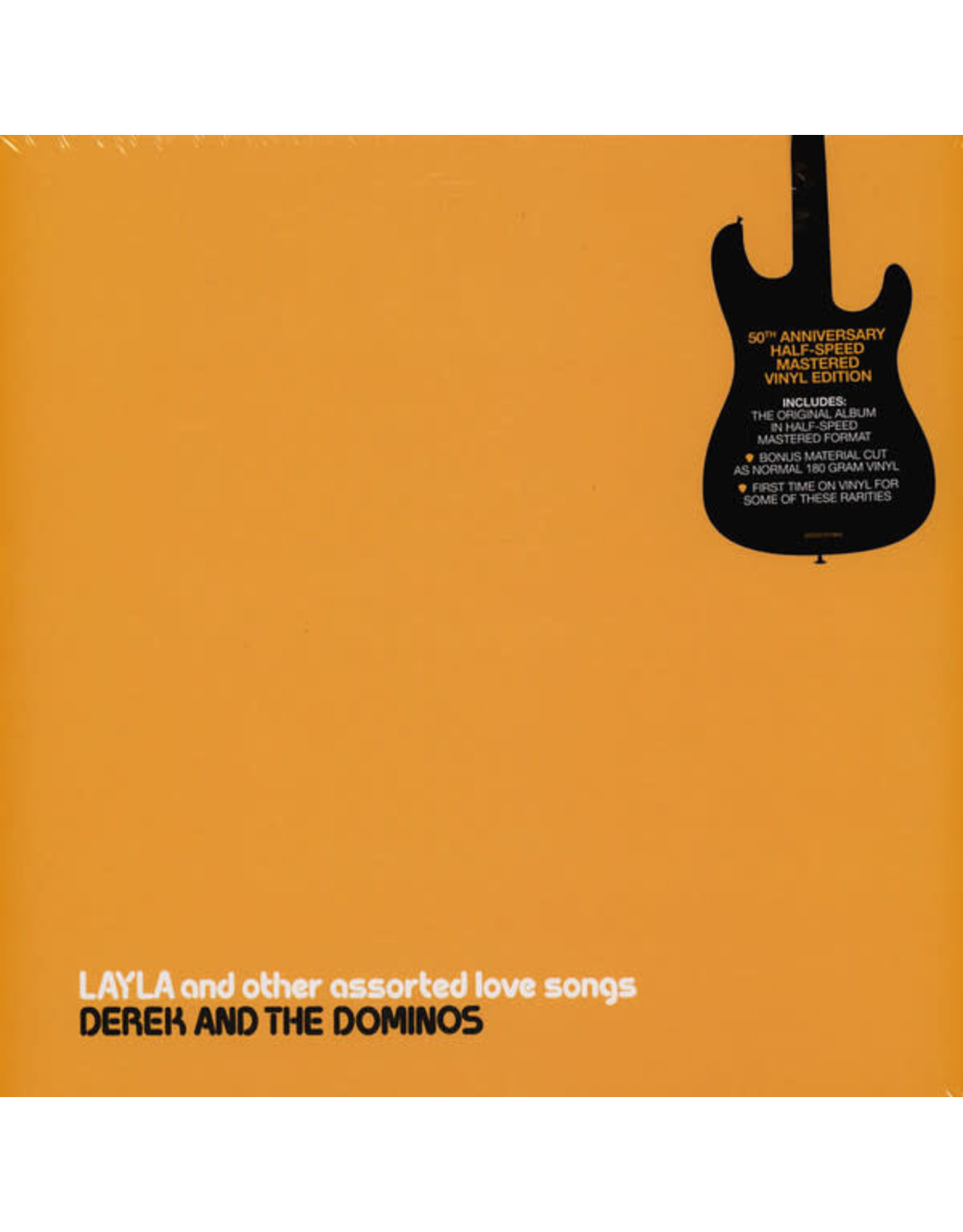 Derek & The Dominos - Layla & The Other Assorted Love Songs (50th Anniversary Half-Speed Box) LP