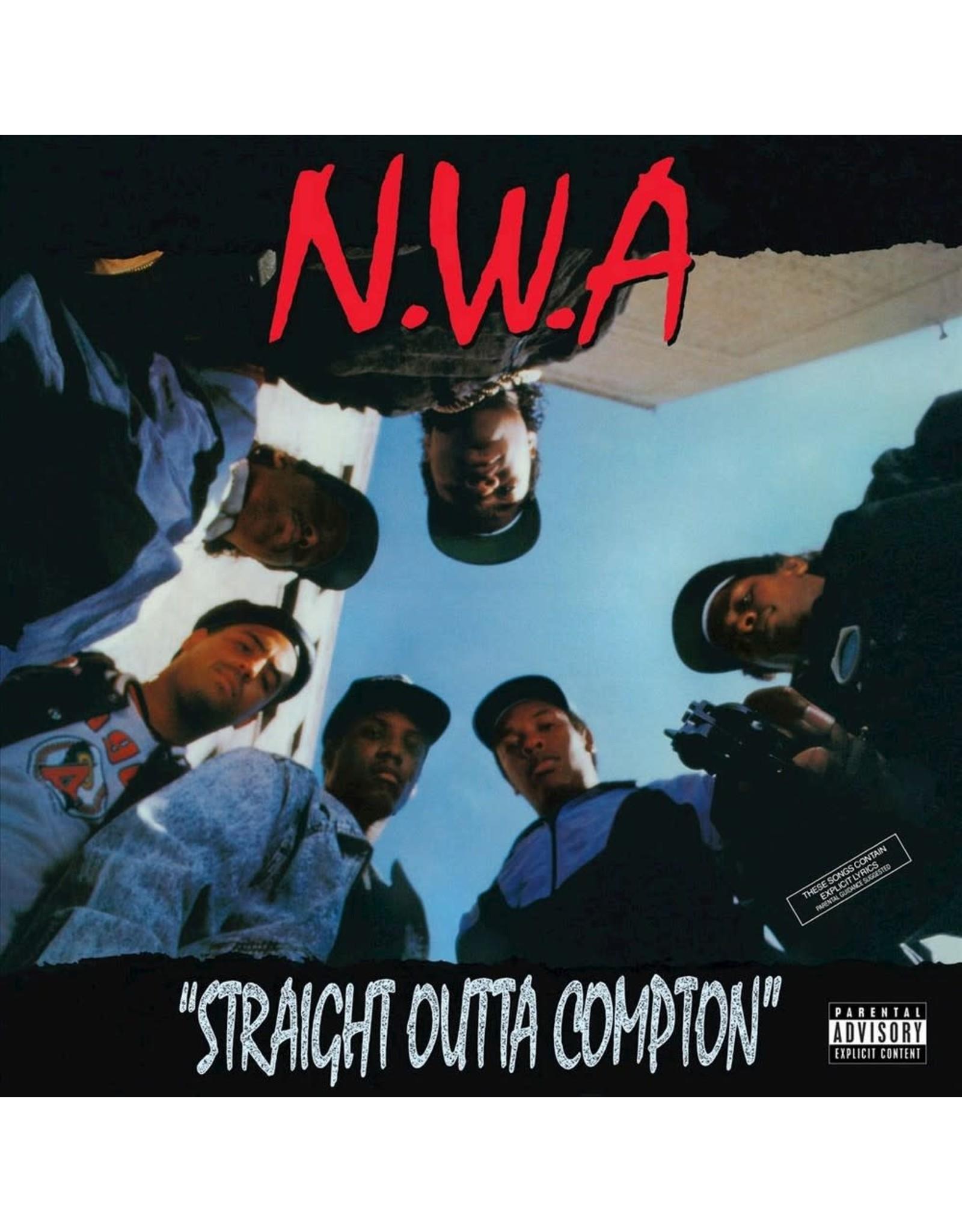 N.W.A. - Straight Outta Compton (RM) LP