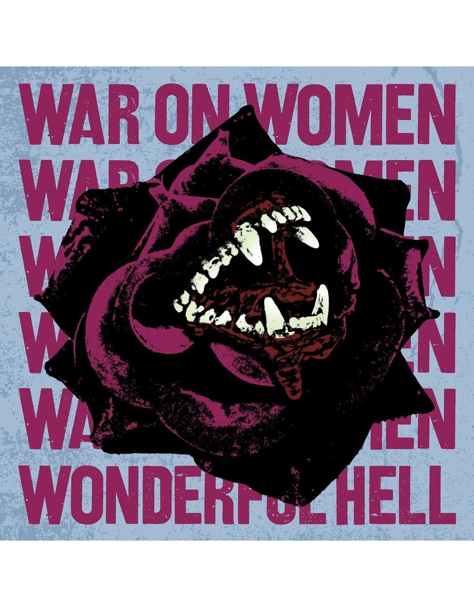 War On Women - Wonderful Hell ( Bone Coloured Vinyl) LP