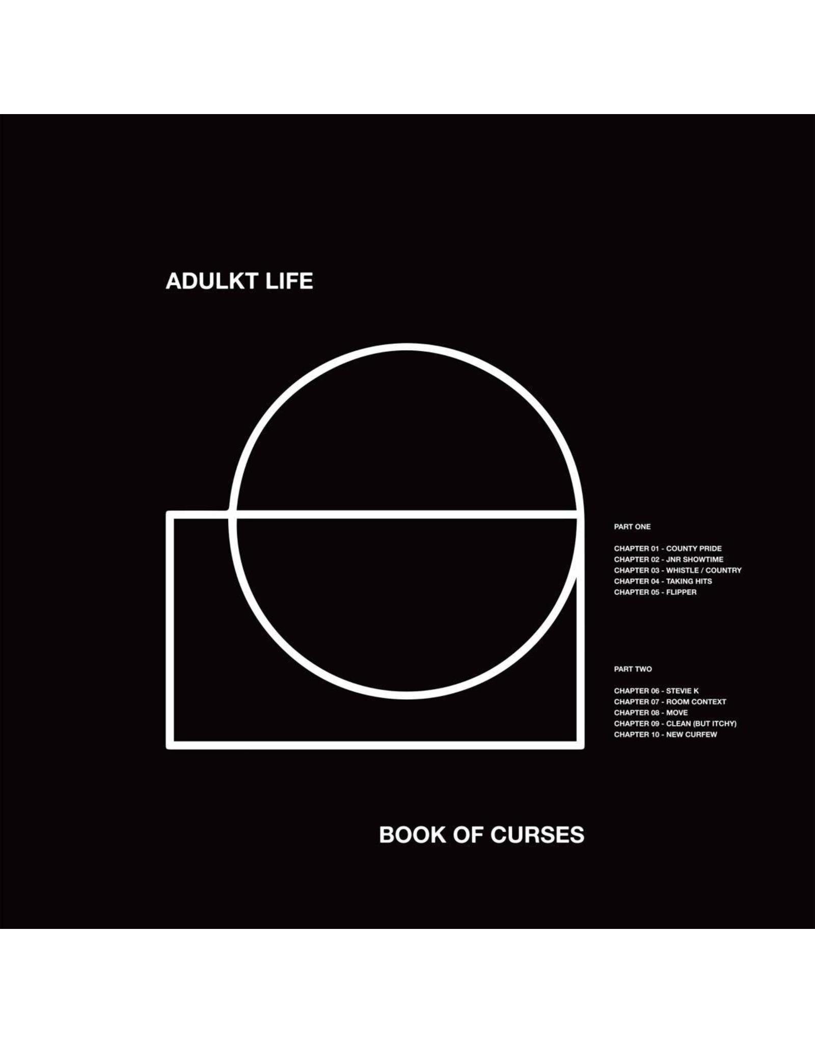 Adulkt Life - Book Of Curses LP