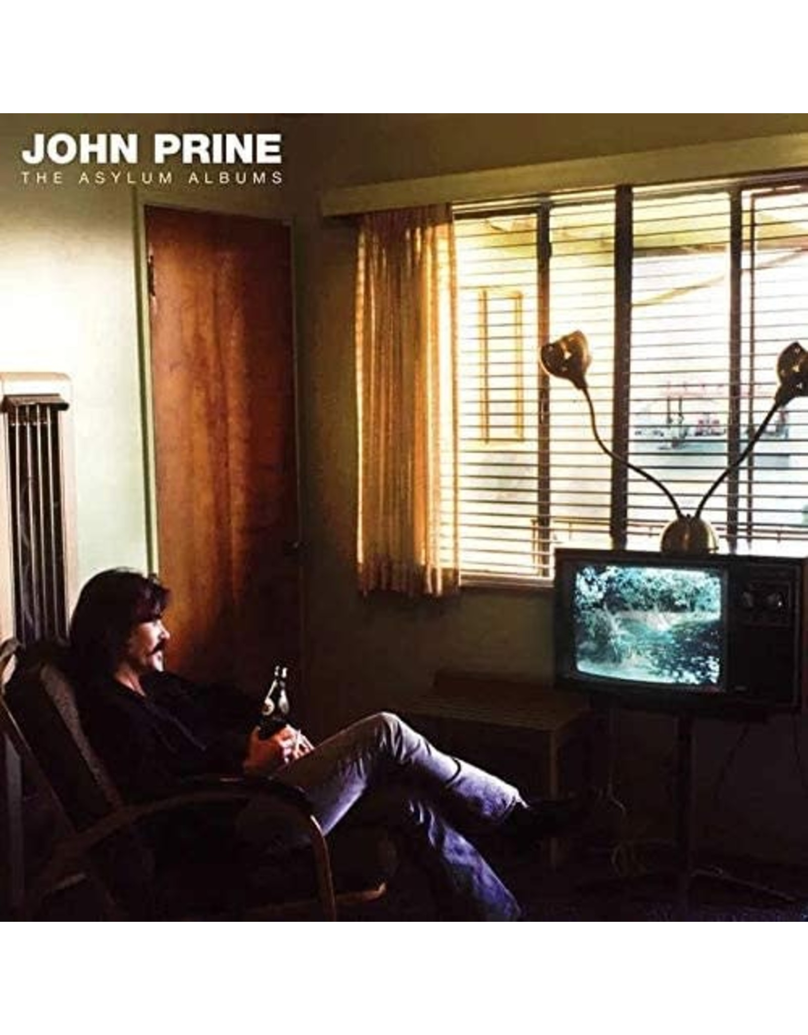 Prine, John - The Asylum Albums 3LP Box