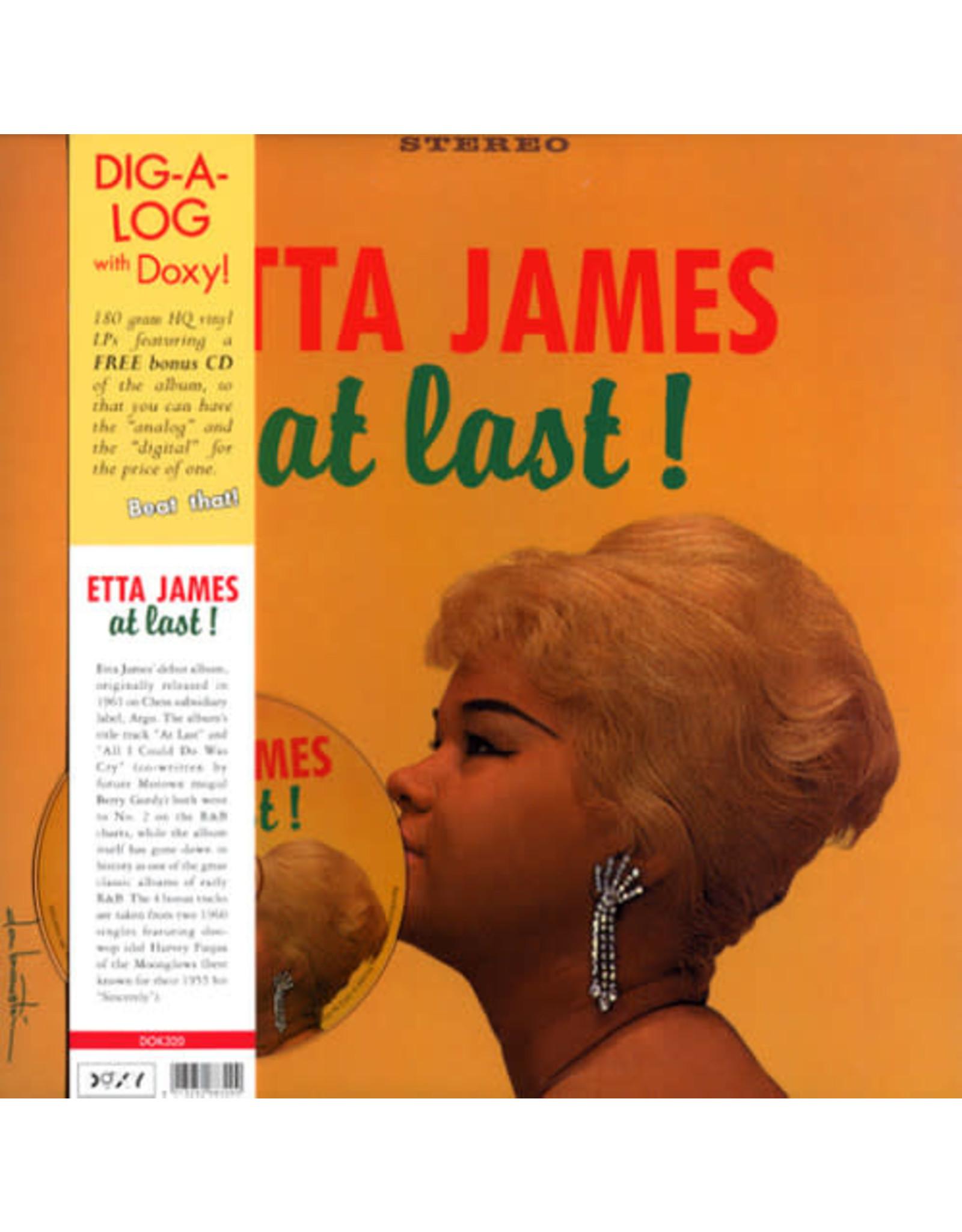 James, Etta - At Last LP