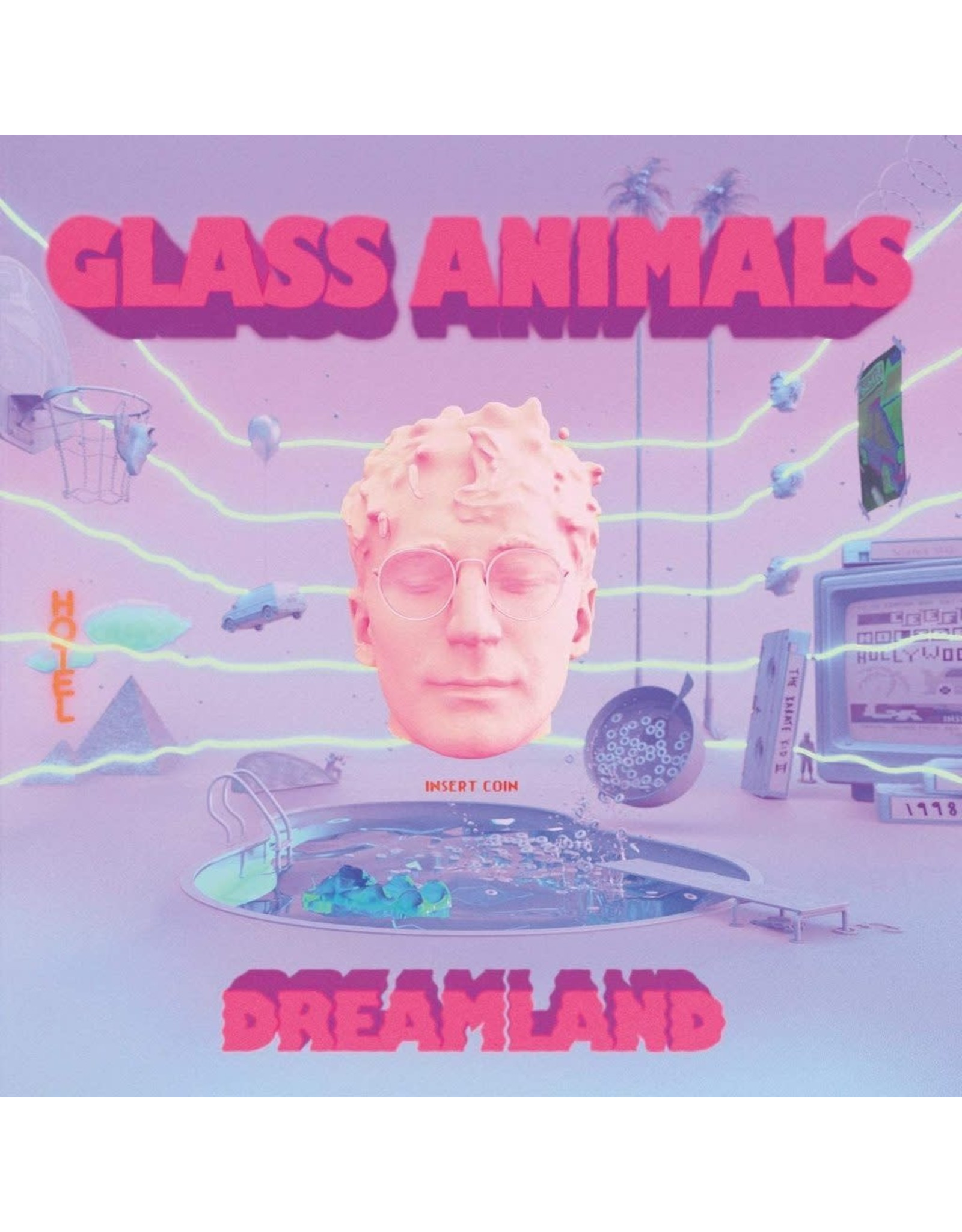 Glass Animals - Dreamland LP