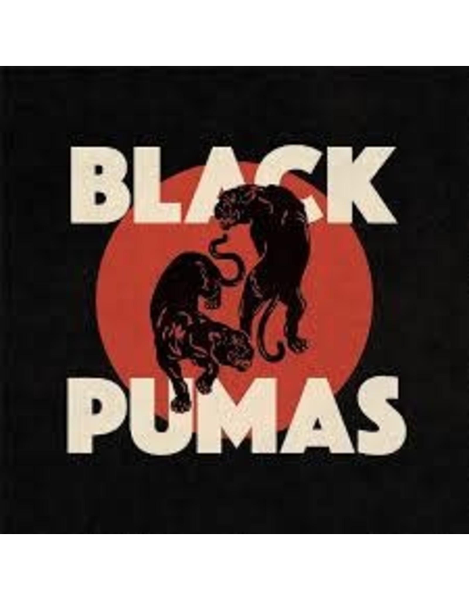 Black Pumas - Black Pumas CD