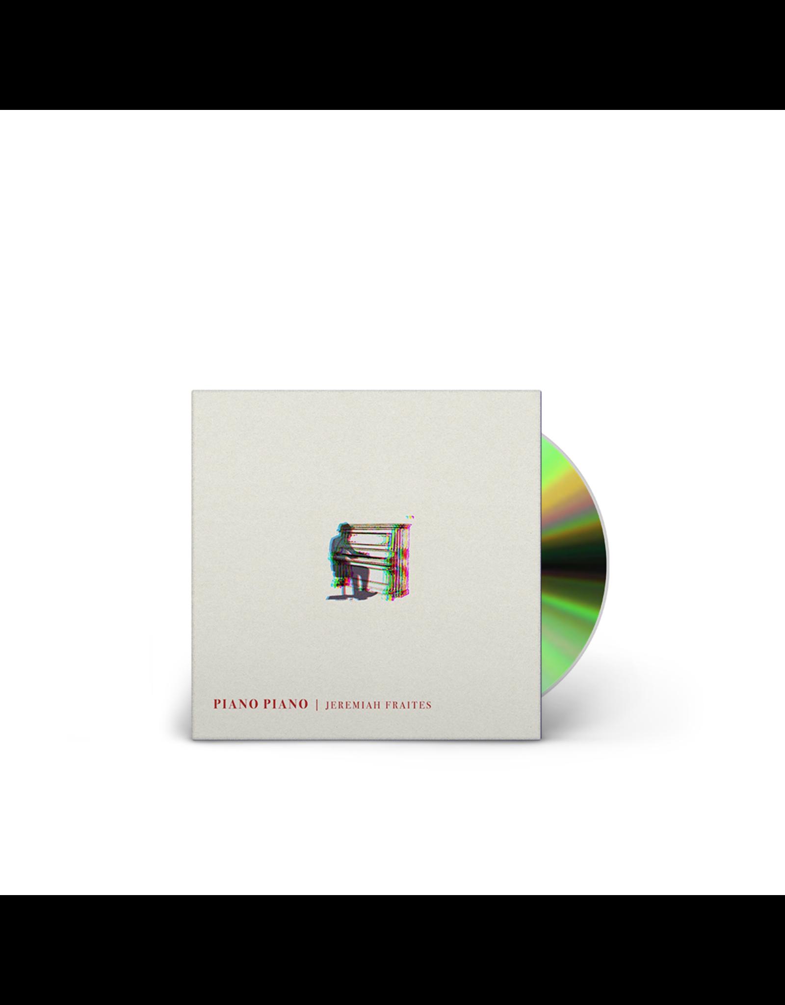 Fraites, Jeremiah - Piano Piano CD