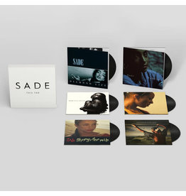 Sade - This Far (6LP Boxset) LP