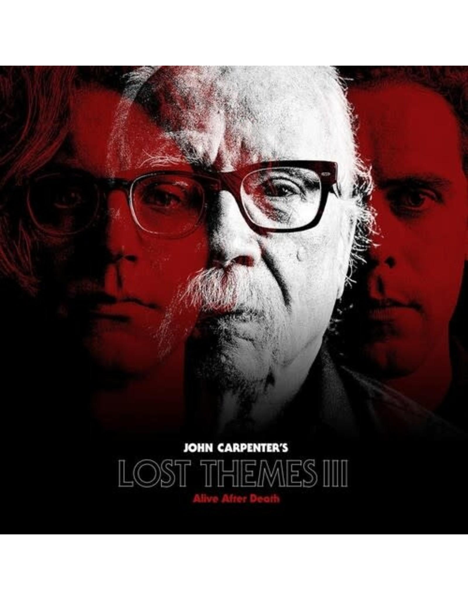 Carpenter, John - Lost Themes III (Ltd. Red) LP