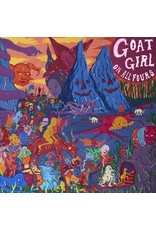 Goat Girl - On All Fours (2LP Indie shop edition/pink) LP