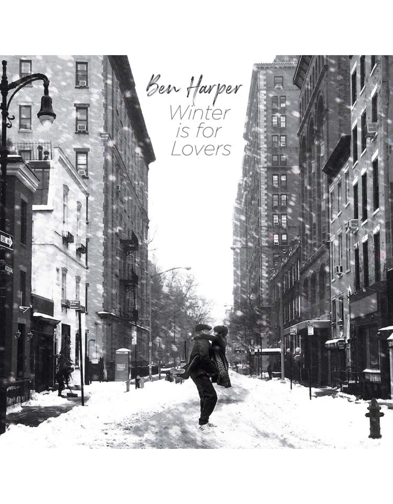 Harper, Ben - Winter Is For Lovers (white vinyl)