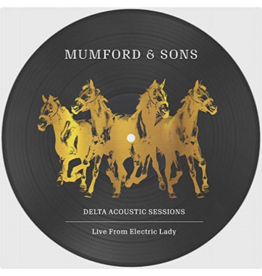 "Mumford & Sons-Delta Acoustic Sessions 10"" Picture Disc"