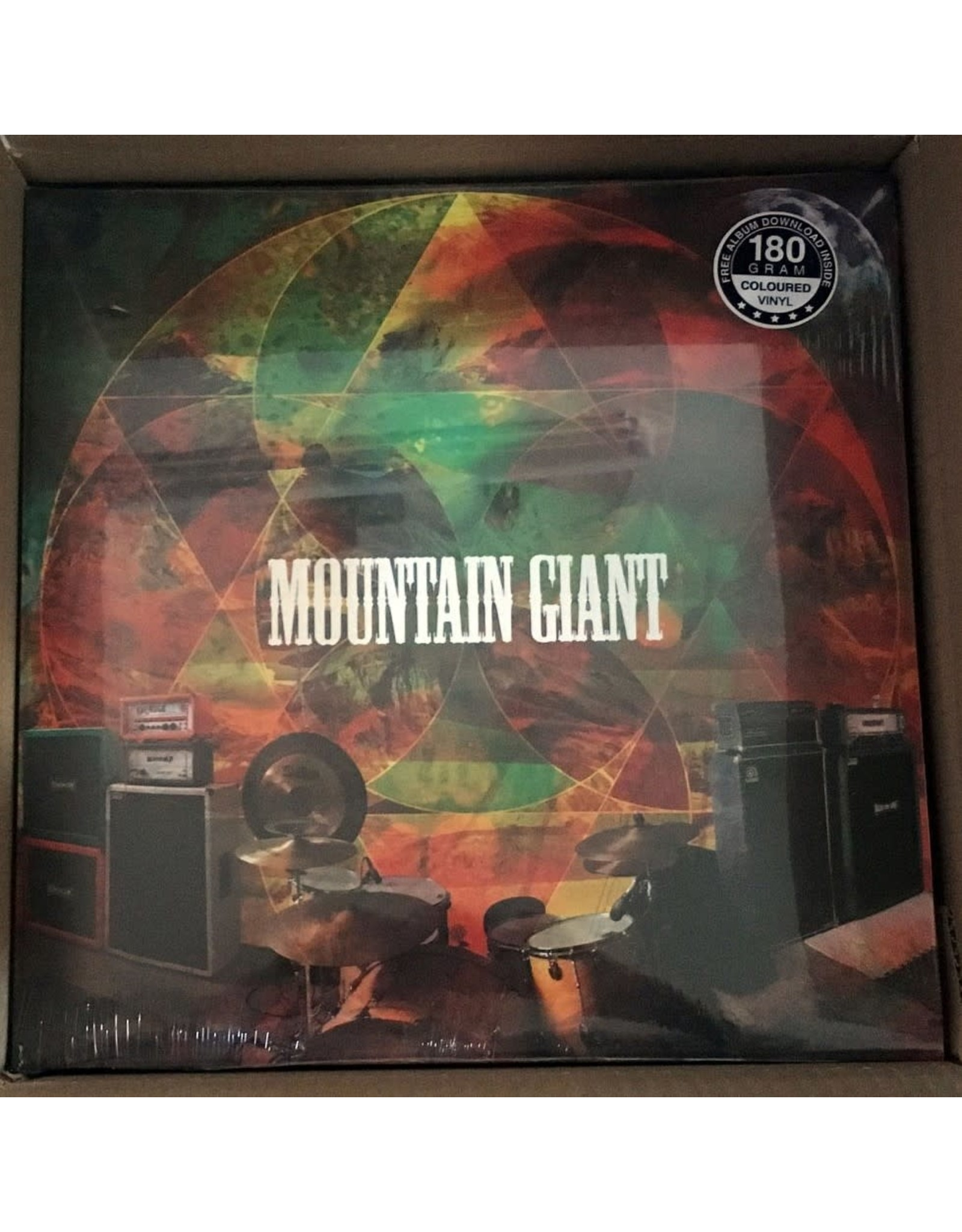 Mountain Giant - ST LP