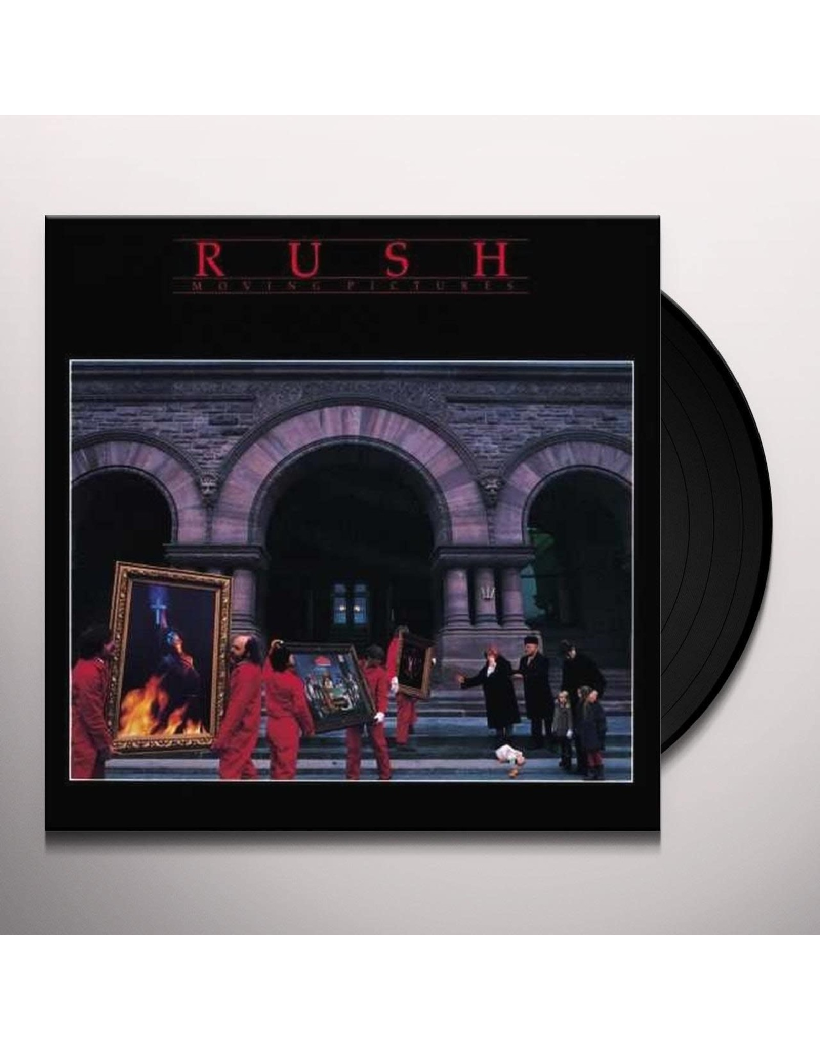 Rush - Moving Pictures (Audiophile 180g) LP