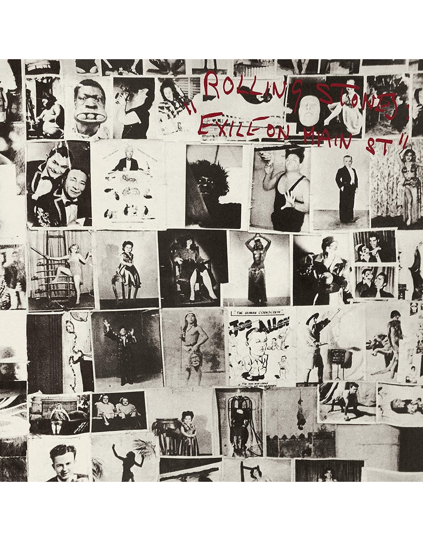 Rolling Stones - Exile On Mainstreet (45rpm) LP