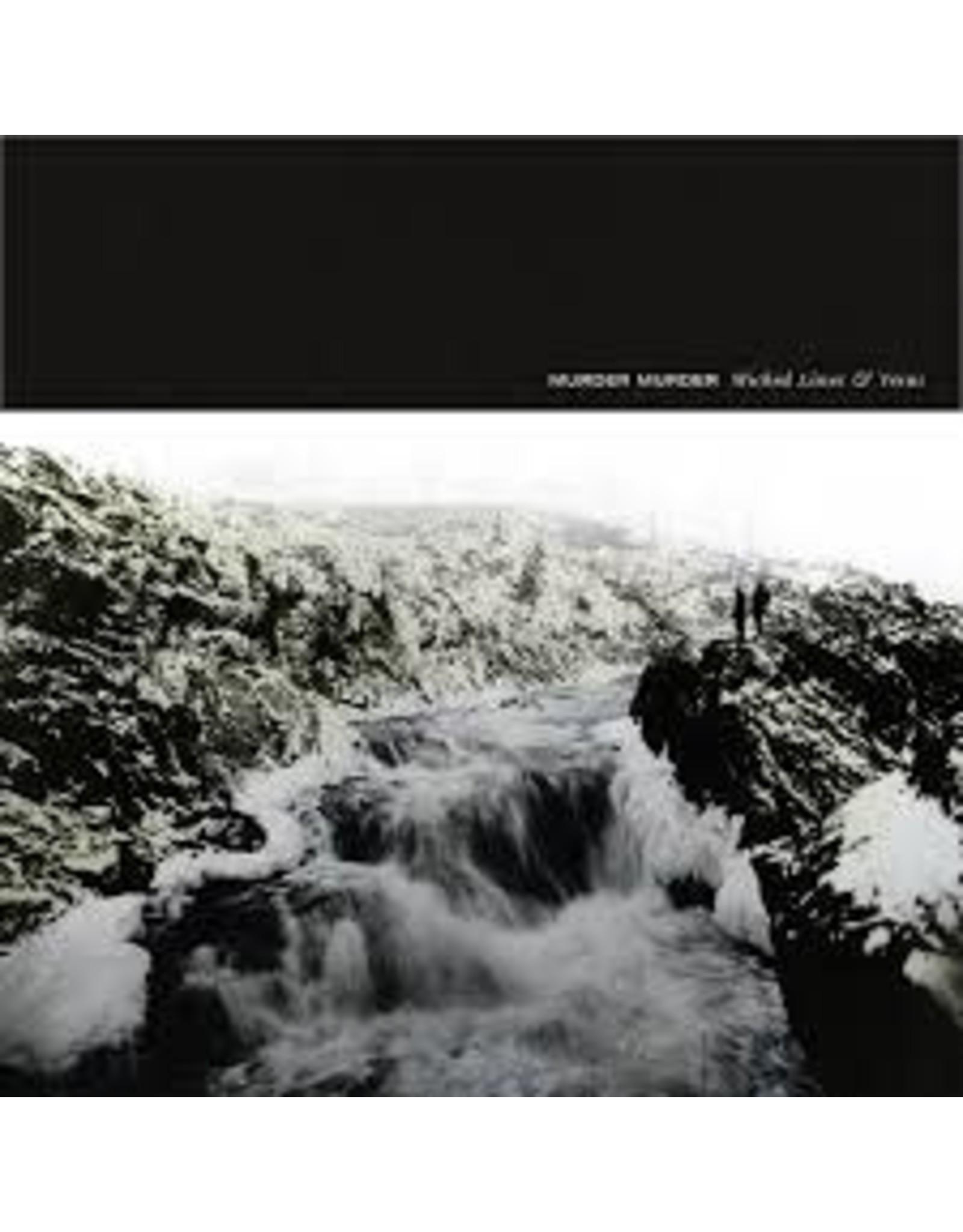 Murder Murder - Wicked Lines & Veins LP