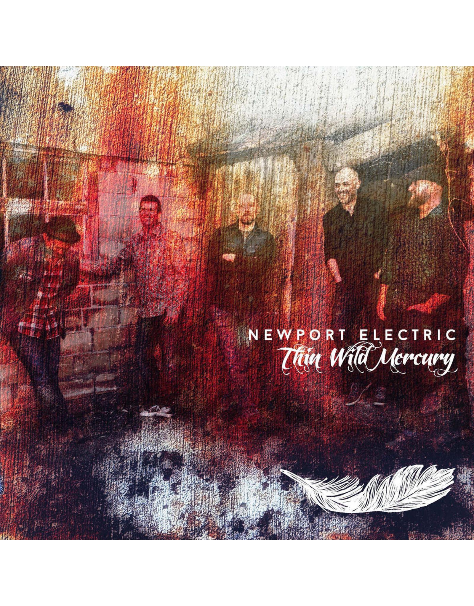 Newport Electric - Thin Wild Mercury LP