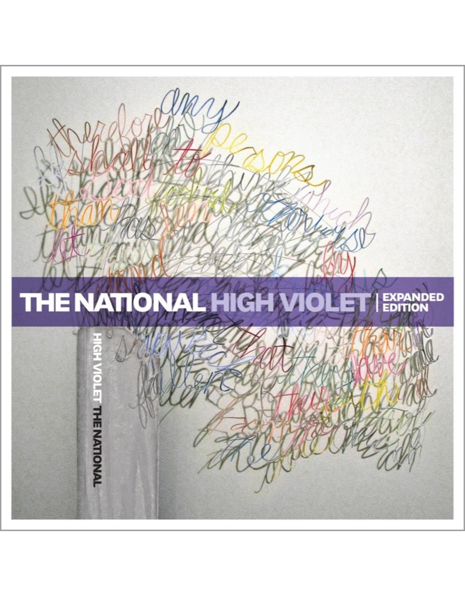 National - High Violet 10th Anniversary Edition LP