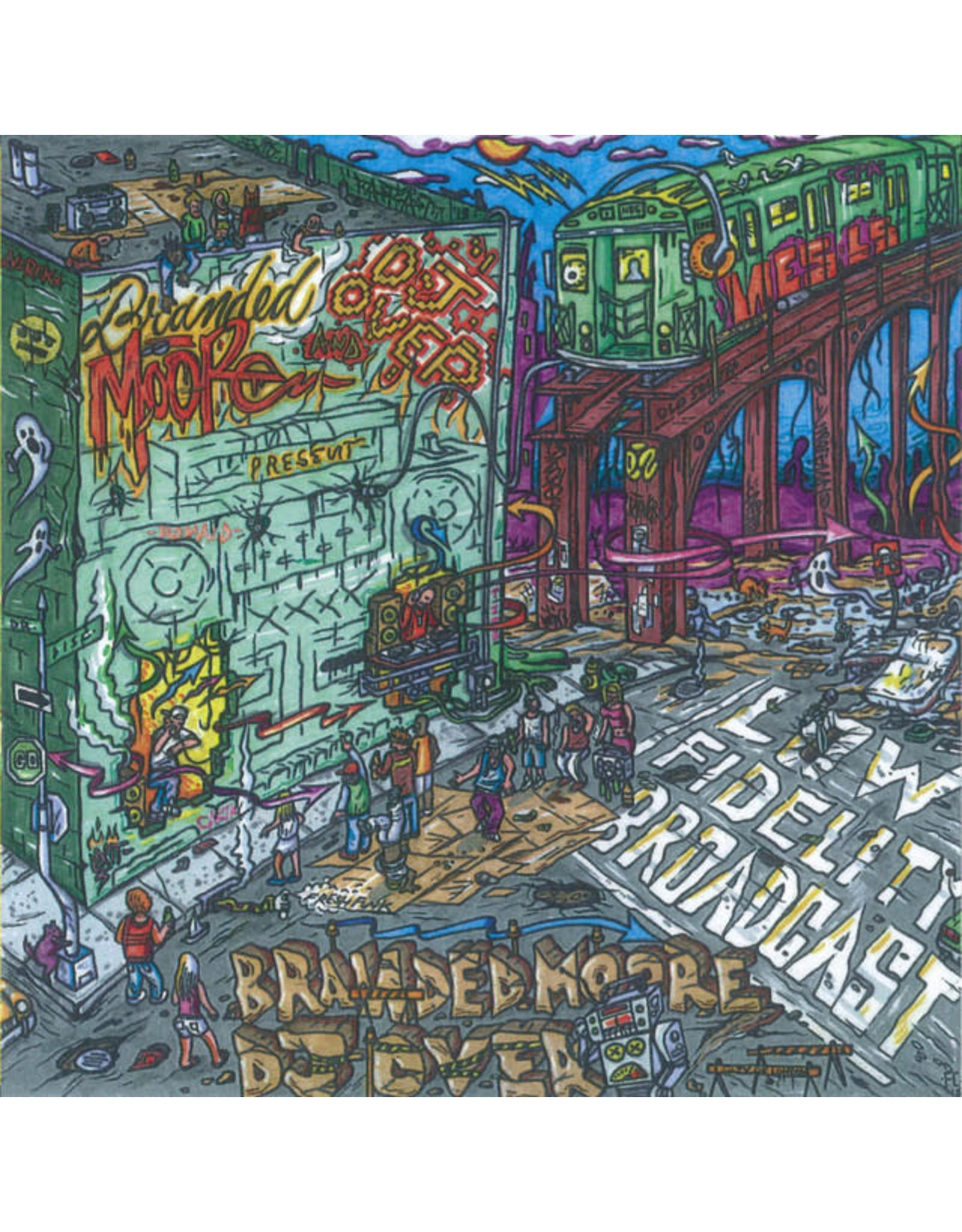 Branded Moore - Low Fidelity Broadcast CD