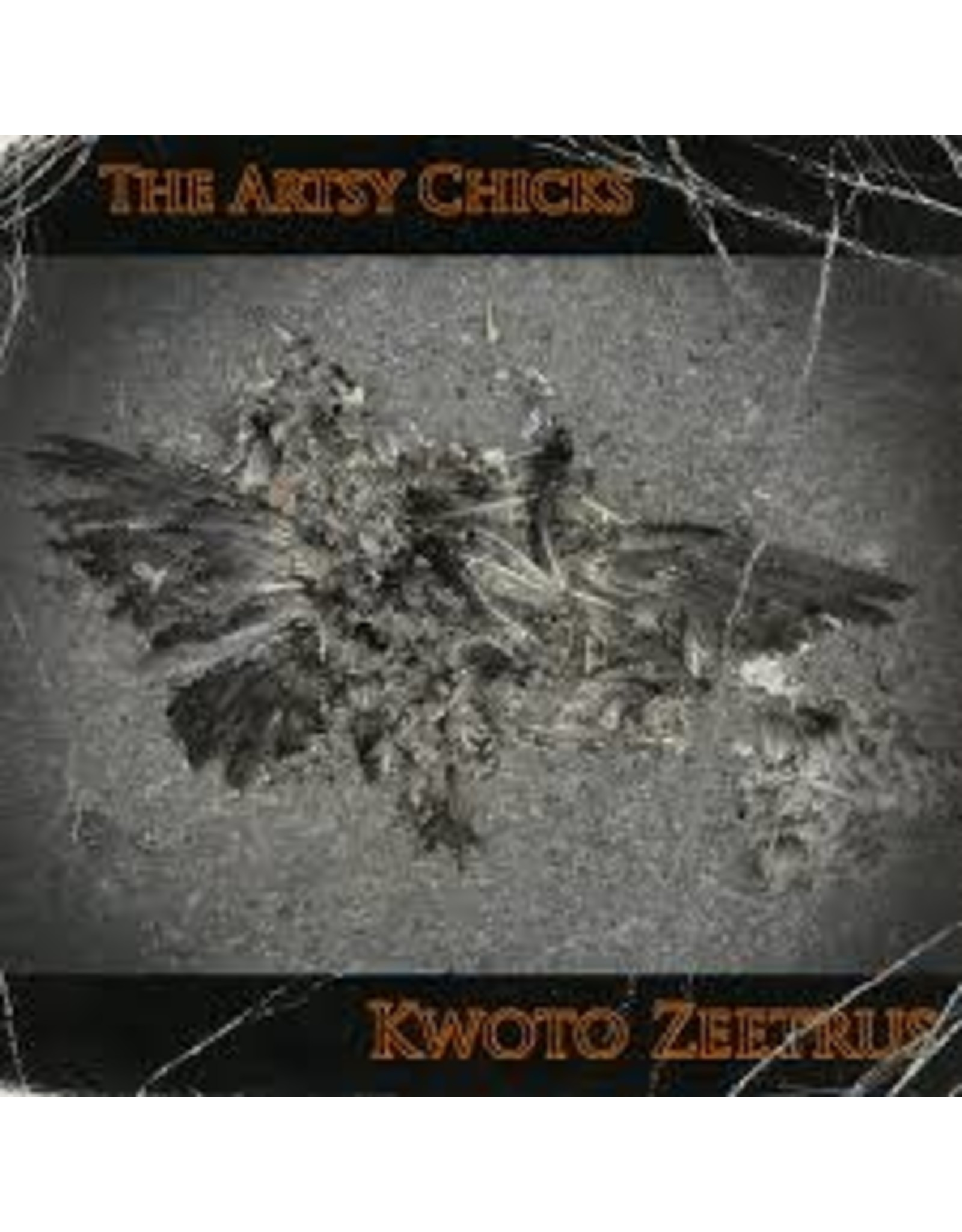 Artsy Chicks, The - Kwoto Zeetrus CD