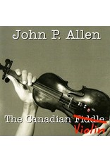 Allen, John P. - The Canadian Fiddle (Violin) CD