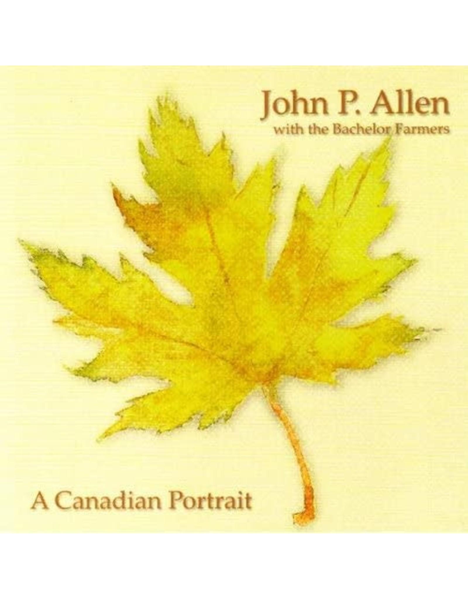 Allen, John P. - A Canadian Portrait CD