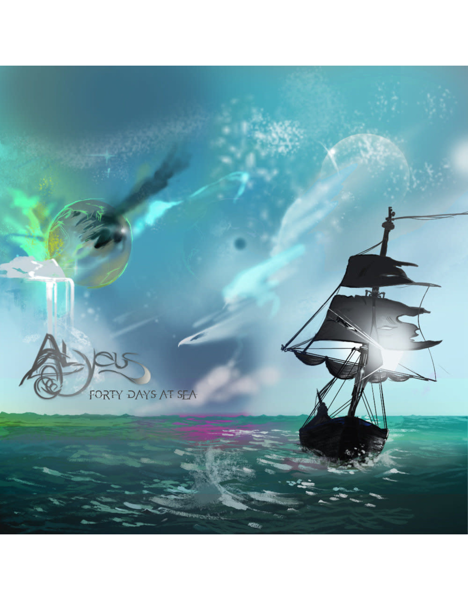 Alyeus - Forty Days at Sea CD