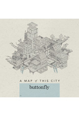 Buttonfly - A Map of this City CD