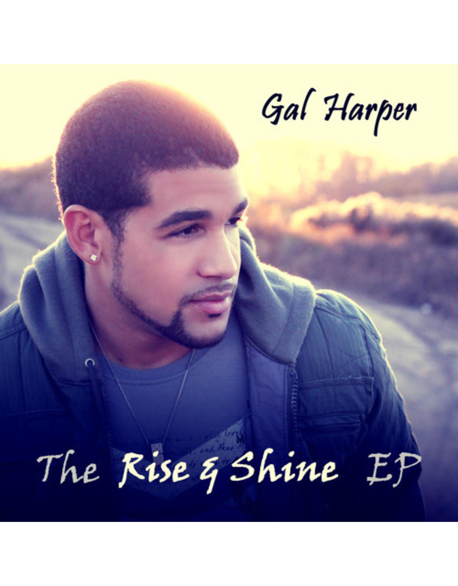 Harper, Gal-The Rise & Shine EP CD