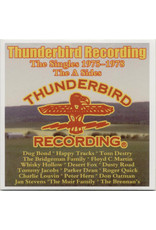 Thunderbird Recording - A Side CD