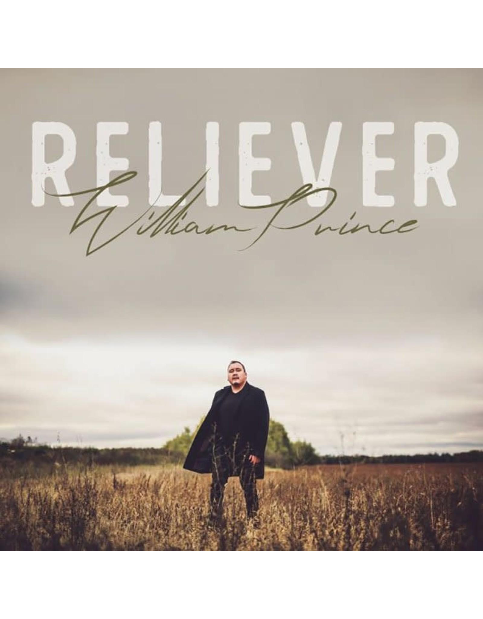 Prince, William - Reliever CD