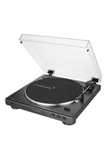 Audio Technica AT-LP60X-BK Turntable (Black)
