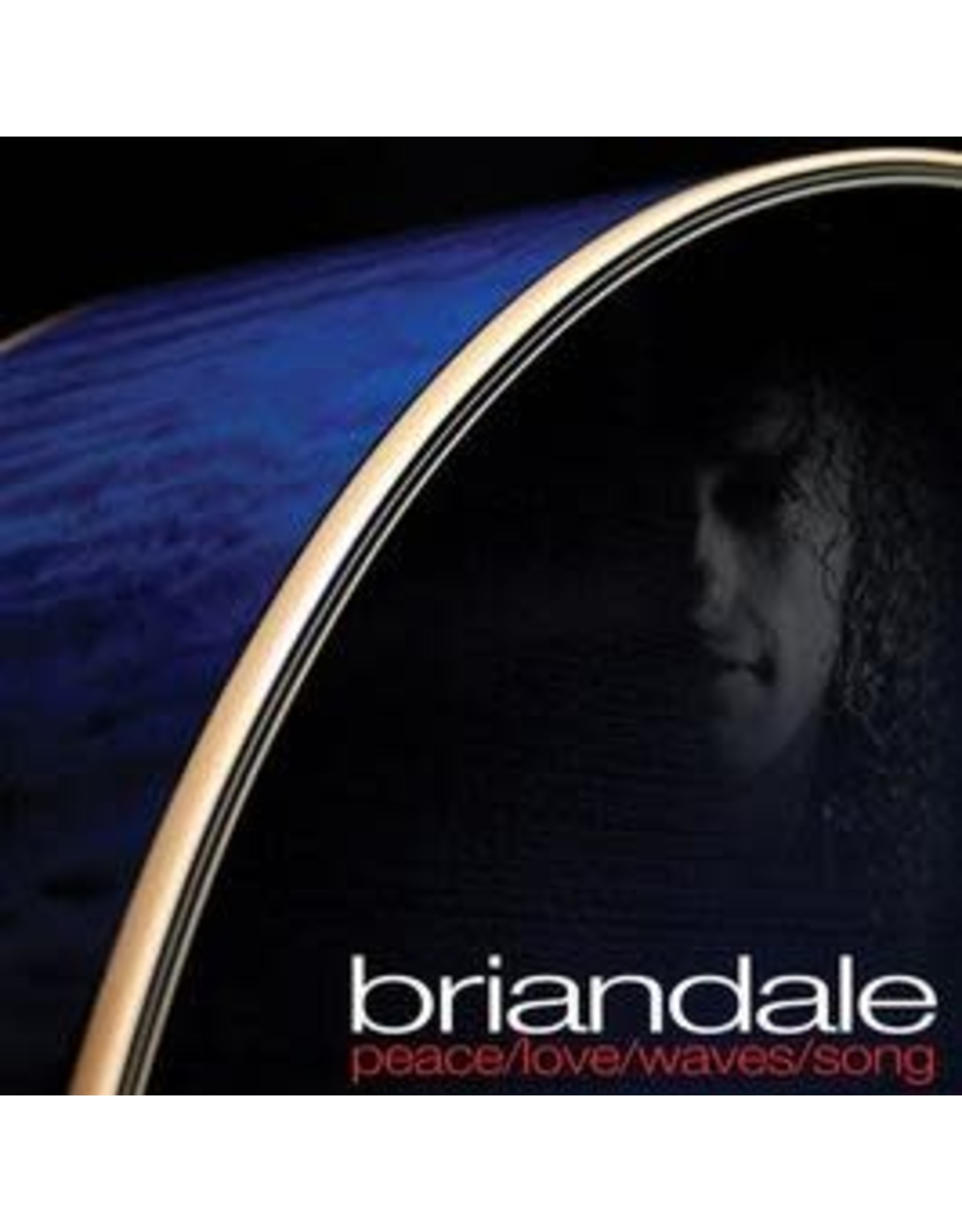 Briandale - Peace/Love/Waves/Song CD