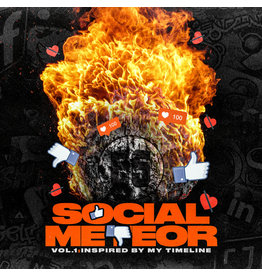 Social Meteor Vol. 1 CD