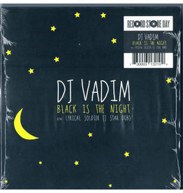 DJ Vadim - Black is the Night 7''
