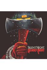 OST - Silent Deadly Night (Red & Orange Swirl) LP