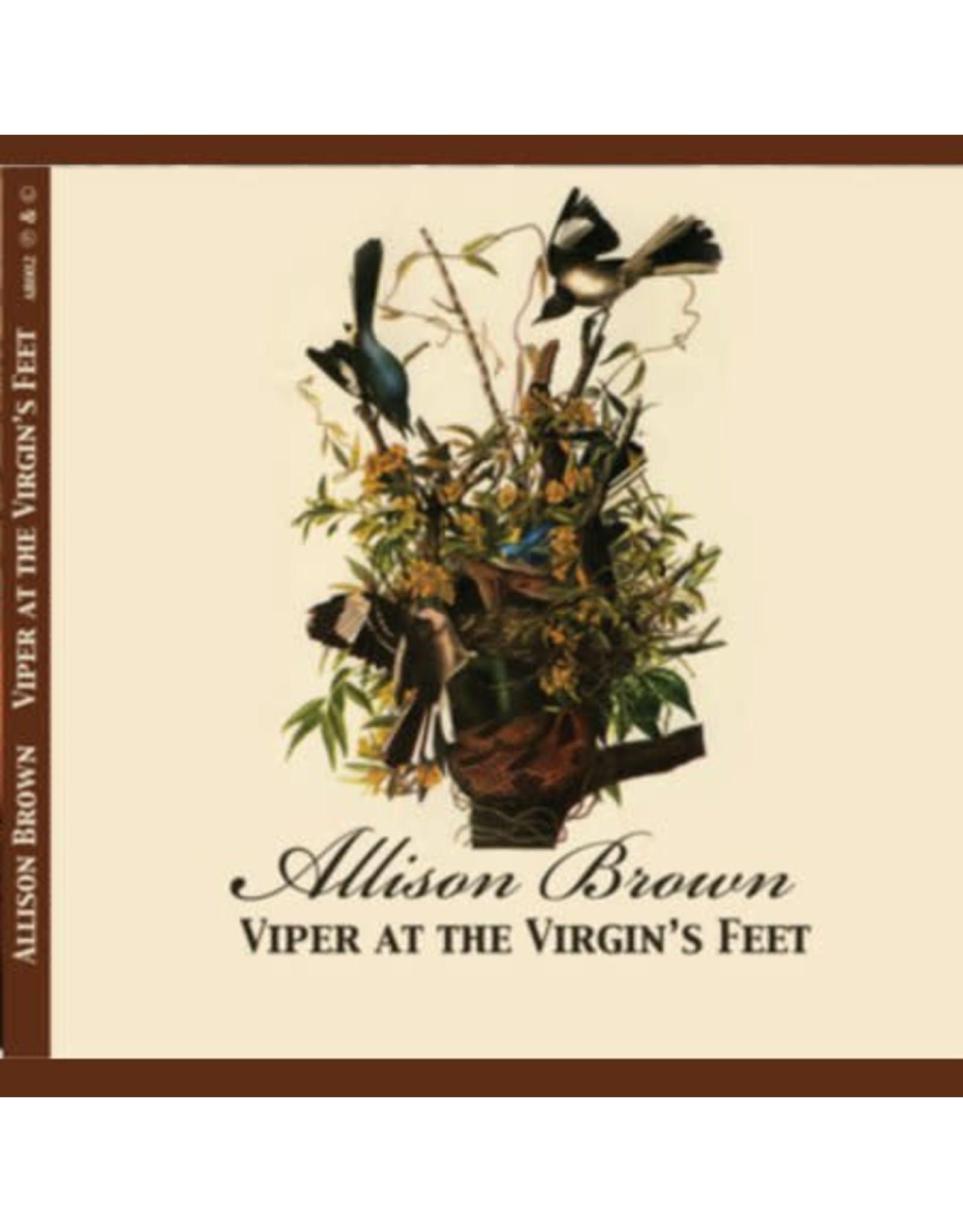 Brown, Allison - Viper At The Virgin's Feet CD