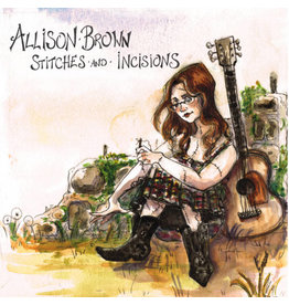 Brown, Allison - Stitches And Incisions CD