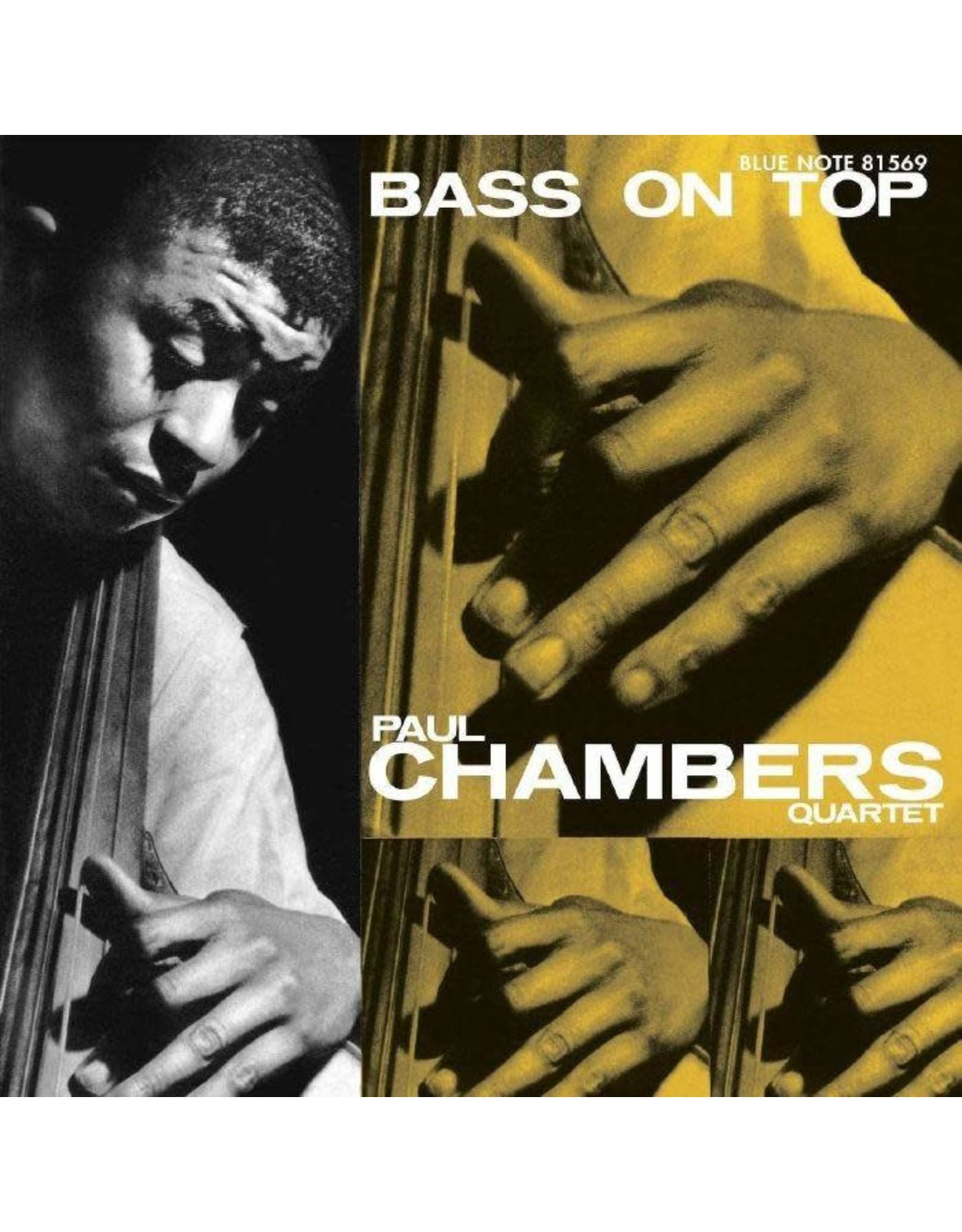 Chambers, Paul - Bass On Top (Tone Poet) LP
