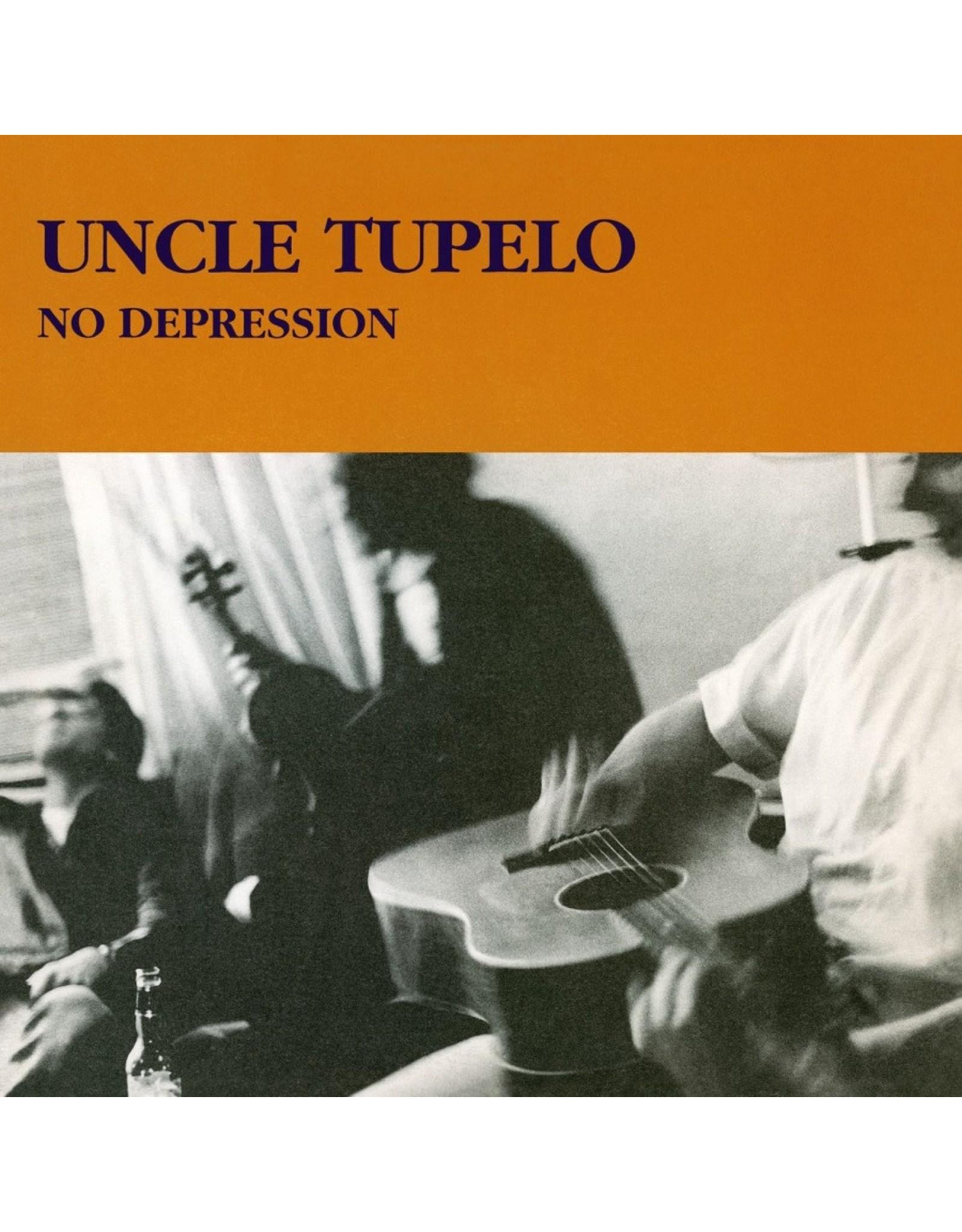 Uncle Tupelo - No Depression (Ltd. 1500 Copies/Crystal Clear Vinyl) LP