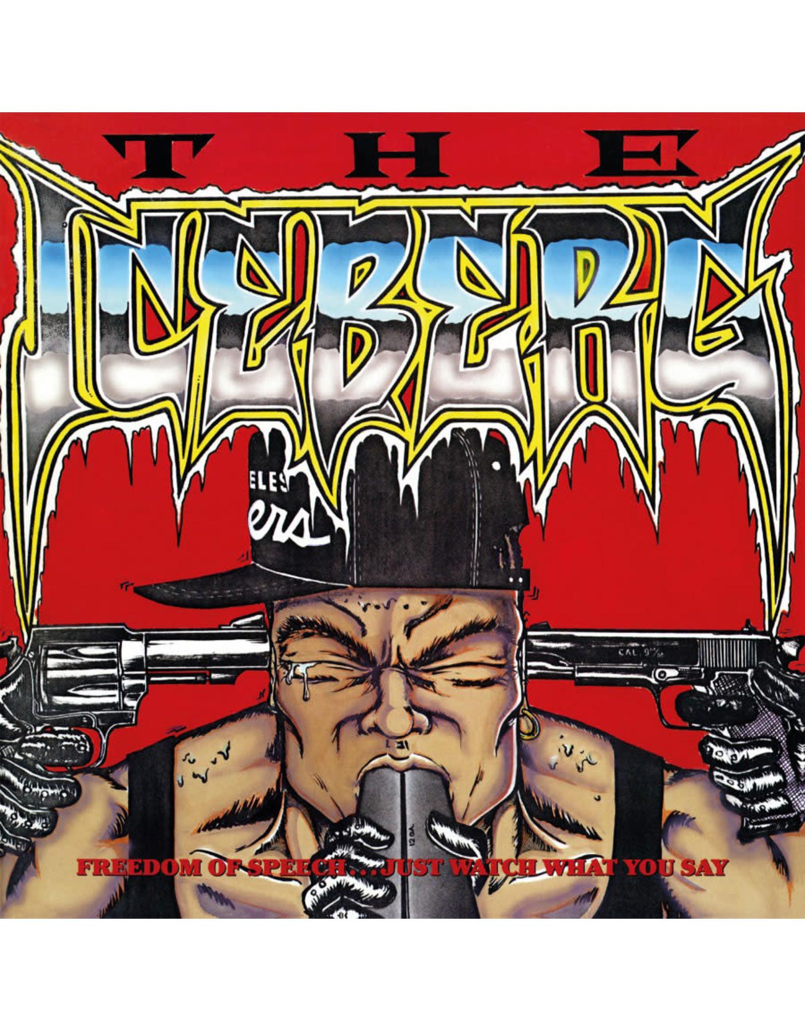 Ice-T - The Iceberg/Freedom Of Speech  (Ltd. 2000 Copies/Red Vinyl) LP