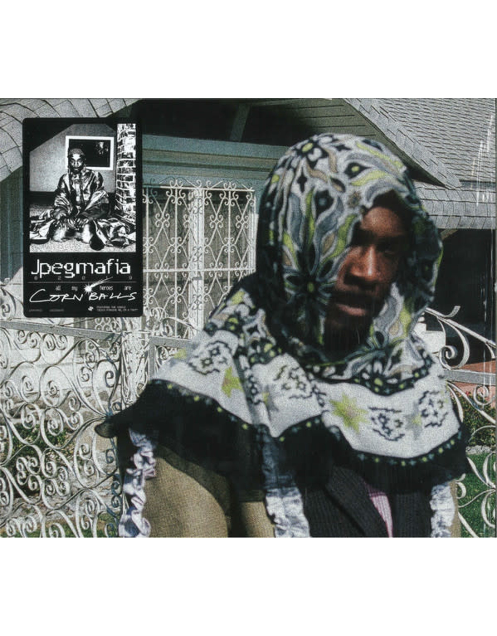 Jpegmafia - All My Heroes Are Corn Balls LP