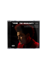 Weeknd - The Highlights CD