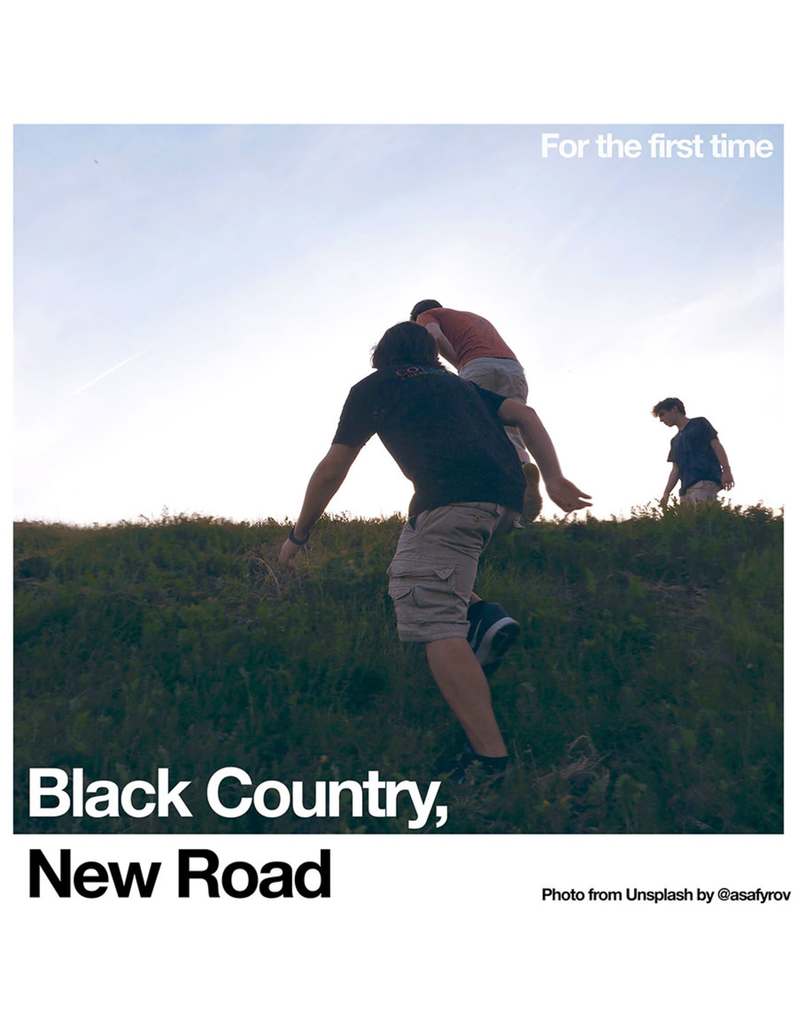 Black Country, New Road - For the First Time LP